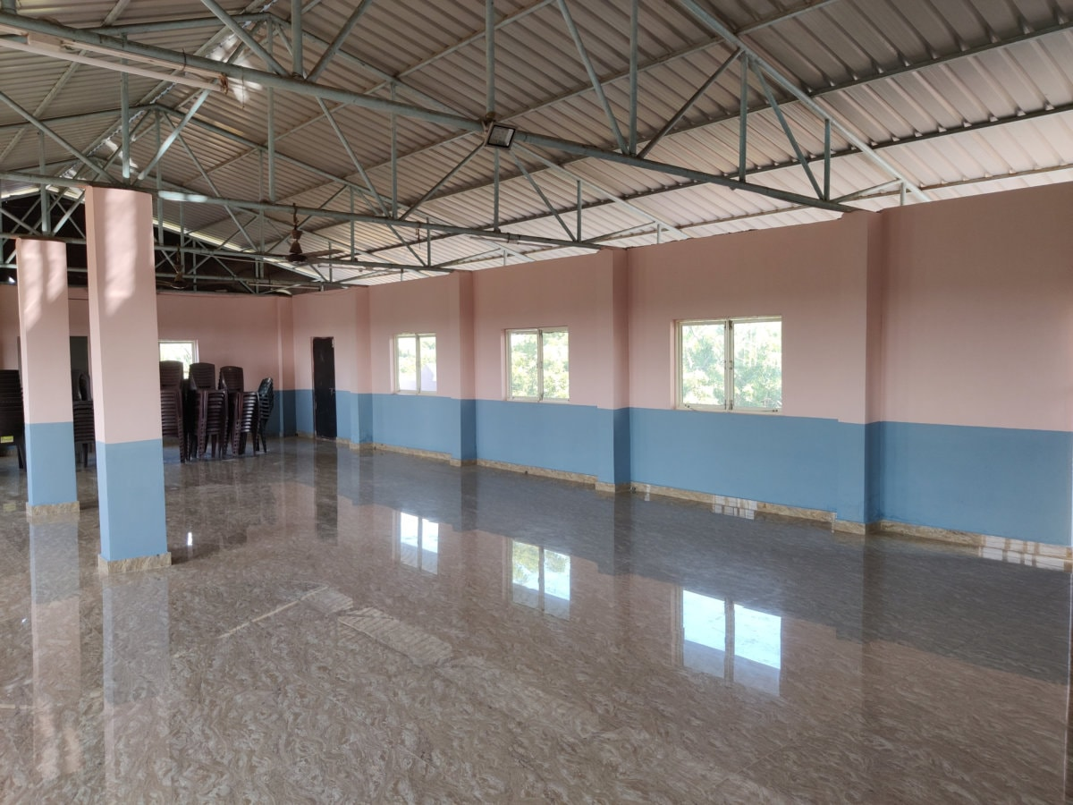 Refurbishment of Boarding Home Multi purpose hall